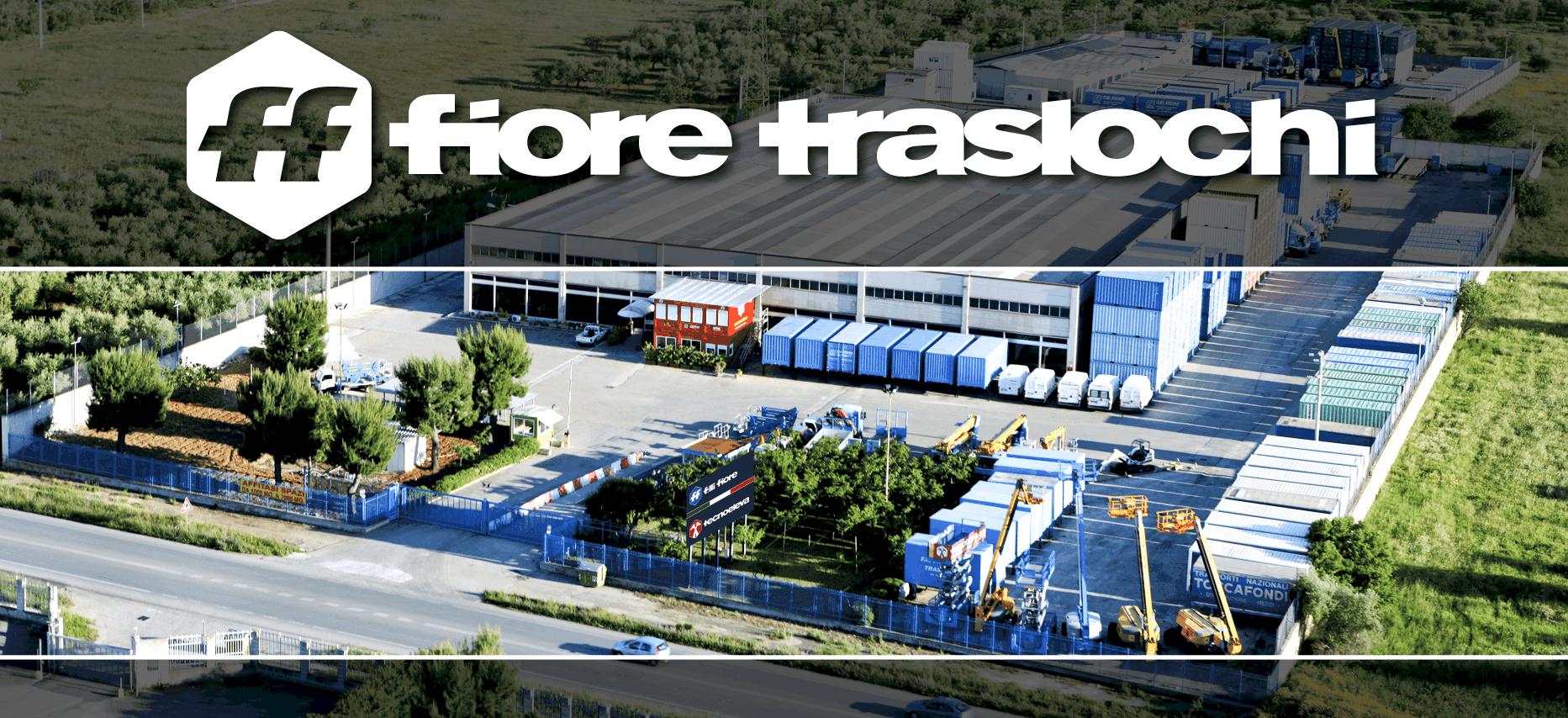 F.lli Fiore Traslochi - home page